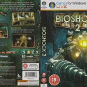 BioShock 2: Sea of Dreams (2010) UK PC DVD Cover & Label