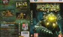 BioShock 2: Sea of Dreams - Limited Edition (2010) EU PC DVD Cover & Labels