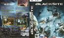 BlackSite (2007) CZ PC DVD Cover & Labels