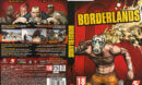 Borderlands (2009) CZ/SK PC DVD Cover & Label