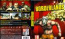 Borderlands (2009) EU PC DVD Cover & Label