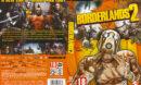 Borderlands 2 (2012) EU PC DVD Cover & Label