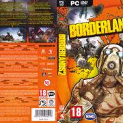 Borderlands 2 (2012) CZ PC DVD Cover & Label