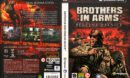 Brothers in Arms: Pekelná dálnice (2008) CZ PC DVD Cover & Label