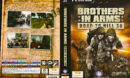 Brothers in Arms: Road to Hill 30 (2005) CZ PC DVD Cover & Label