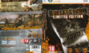 Bulletstorm - Limited Edition (2011) CZ PC DVD Cover & Labels