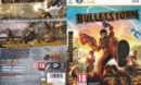 Bulletstorm (2011) CZ PC DVD Cover & Label