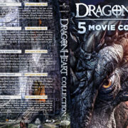 Dragonheart Collection R1 Custom Blu-Ray Cover