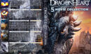 Dragonheart Collection R1 Custom DVD Cover