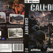Call of Duty (2003) CZ PC DVD Cover & Labels