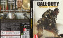 Call of Duty: Advanced Warfare (2014) CZ/SK PC DVD Cover & Labels
