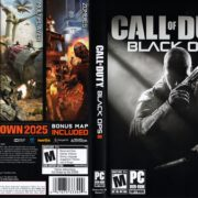 Call of Duty: Black Ops 2 (2012) US PC DVD Cover & Labels