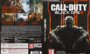 Call of Duty: Black Ops 3 (2015) CZ/SK PC DVD Cover & Labels