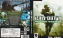 Call of Duty 4: Modern Warfare (2007) EU PC DVD Cover & Labels