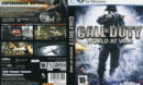 Call of Duty 5: World at War (2008) EU PC DVD Cover