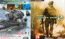 Call of Duty: Modern Warfare 2 (2009) EU PC DVD Cover & Labels