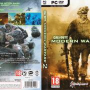 Call of Duty: Modern Warfare 2 (2009) EU PC DVD Cover & Labels