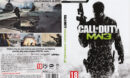 Call of Duty: Modern Warfare 3 (2011) CZ PC DVD Cover & Labels