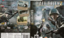 Call of Duty 2 (2005) CZ/SK PC DVD Cover & Label