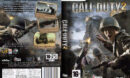 Call of Duty 2 (2005) EU PC DVD Cover & Label