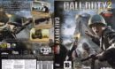 Call of Duty 2 (2005) PL PC DVD Cover & Label