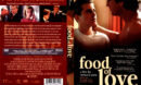 FOOD OF LOVE (2002) R1 DVD COVER & LABEL