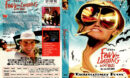 FEAR & LOATHING IN LAS VEGAS (1998) R1 DVD COVER & LABEL