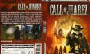 Call of Juarez (2006) CZ PC DVD Cover & Label