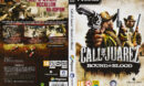 Call of Juarez: Bound in Blood (2009) CZ/SK PC DVD Covers & Label
