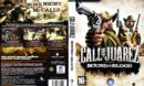 Call of Juarez: Bound in Blood (2009) GER PC DVD Cover
