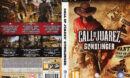 Call of Juarez: Gunslinger (2013) CZ/SK PC DVD Cover & Label