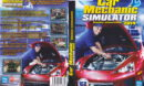 Car Mechanic Simulator 2014 (2014) CZ/SK PC DVD Cover & Label