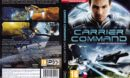 Carrier Command: Gaea Mission (2012) CZ PC DVD Cover & Label