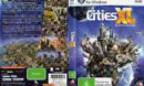Cities XL (2009) AU PC DVD Cover & Label