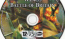 Combat Wings: Battle of Britain (2006) EU PC DVD Label