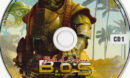 Bet on Soldier: Blood of Sahara (2006) EU PC DVD Labels