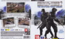 Company of Heroes 2: The Western Front Armies (2014) CZ/SK PC DVD Cover & Labels