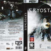 Cryostasis: Sleep of Reason (2008) CZ PC DVD Cover & Label
