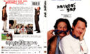 FATHER'S DAY (1997) R1 DVD COVER & LABEL