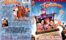 THE FLINTSTONES (1994) R1 DVD COVER & LABEL