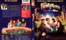 THE FLINTSTONES IN VIVA ROCK VEGAS (2000) R1 DVD COVER & LABEL