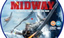 Midway (2019) R2 Custom DVD Label