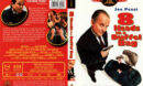 8 HEADS IN A DUFFLE BAG (1997) R1 DVD COVER & LABEL