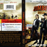 Zombieland Double Tap (2019) R1 4K UHD Cover