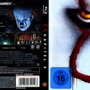 Es Kapitel 2 (2019) German Blu-Ray Cover