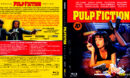 Pulp Fiction (1994) German Blu-Ray Covers