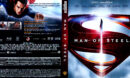 Man of Steel (2013) German 4K UHD Covers