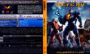 Pacific Rim 2: Uprising (2018) German 4K UHD Covers
