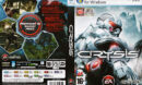 Crysis (2007) CZ PC DVD Cover & Label