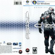 Crysis - Special Edition (2007) US PC DVD Cover & Labels